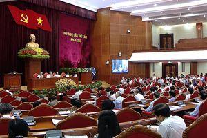 Ngày làm việc thứ 4 của Hội nghị Trung ương 8