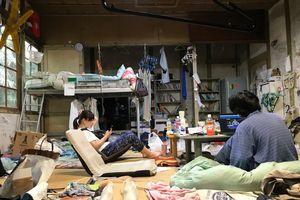 Cuộc sống của sinh viên ở những khu ký túc xá ổ chuột