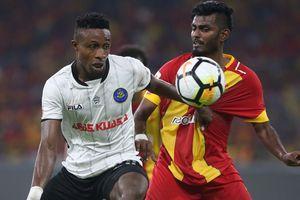 Malaysia triệu tập sao gốc Phi đối đầu Việt Nam ở AFF Cup