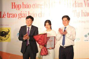 Công bố 63 nông dân Việt Nam xuất sắc năm 2018 và trao Giải báo chí toàn quốc 'Tự hào nông dân Việt Nam 2017-2018'
