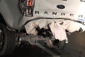 Hé mở nguyên nhân vụ tài xế bị tông tử vong sau khi lên facebook cảnh báo xe bị nổ lốp trên cầu Nhật Tân