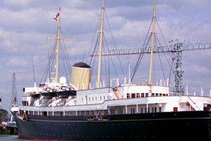Bí mật siêu du thuyền Britannia của Nữ hoàng Anh Elizabeth II