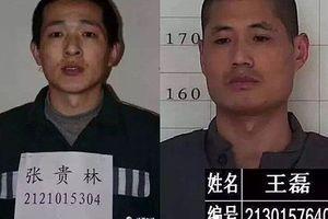 Dư luận Trung Quốc xôn xao về vụ phạm nhân vượt ngục