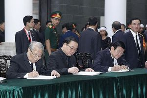 Bí thư Thành ủy Hà Nội: Dù trên cương vị nào, đồng chí Đỗ Mười luôn để lại nhiều dấu ấn