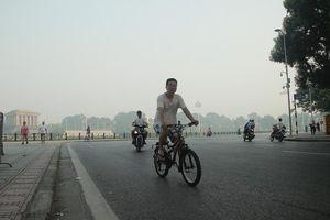 Hà Nội cấm nhiều tuyến đường để phục vụ lễ quốc tang