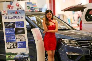 Ô tô Trung Quốc vẫn ào ào nhập vào Việt Nam