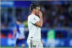 Alaves 1-0 Real Madrid: Nối dài chuỗi trận thất vọng