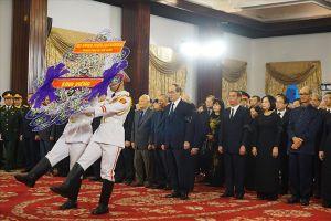 TPHCM: Tổ chức trang trọng lễ viếng nguyên Tổng Bí thư Đỗ Mười