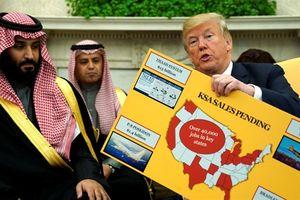 Ông Trump nói bảo hộ Saudi Arabia: Lời đáp bất ngờ