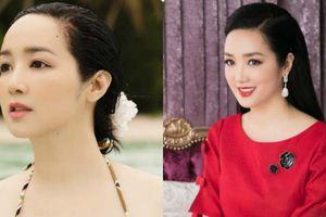 Hoa hậu Giáng My hé lộ 'gây sốt' mặc hơn 2000 bộ trang phục trong năm