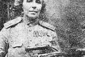 Chân dung 'nữ tướng bắn tỉa' 48 tuổi của Liên Xô trong Thế chiến 2