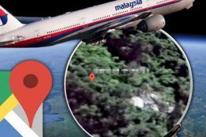 Máy bay thứ hai nằm gần nơi nghi 'MH370 gãy thân' ở rừng Campuchia?