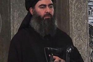 Ông trùm IS lại thoát chết trong gang tấc ở Syria