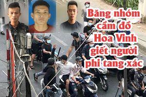 Lời khai băng nhóm cầm đồ Hoa Vinh giết người phi tang xác
