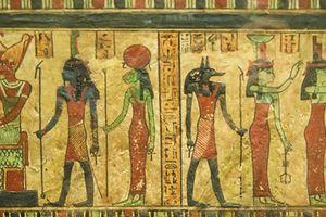 Vì sao vùng đất linh thiêng của các vị thần nằm ở Ai Cập?