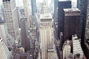 Ngỡ ngàng trước diện mạo kiến trúc New York thập niên 1970
