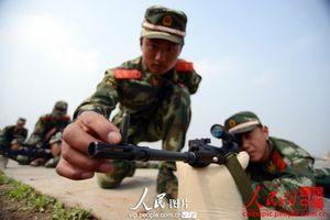 Những tay súng bắn tỉa 'khủng' nhất Trung Quốc được huấn luyện ra sao?