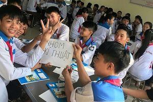 Học sinh lớp 9 huyện Na Hang được định hướng nghề nghiệp