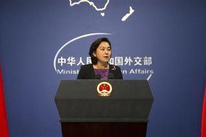 Trung Quốc cảnh báo Mỹ không can thiệp vào vấn đề Đài Loan