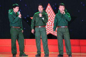 Hội diễn 'Bài ca đi cùng năm tháng'