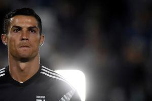 Cổ phiếu Juventus rớt giá giữa cáo buộc Ronaldo cưỡng dâm