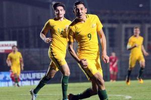 Úc đem 6 cầu thủ trở về từ châu Âu dự VCK U.19 châu Á