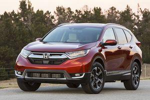 Honda thừa nhận có lỗi động cơ của xe CR-V tại Mỹ