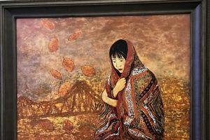 'Văn hóa xứ Đoài' nổi bật tại Triển lãm Mỹ thuật Thủ đô 2018