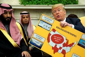 Thái tử Ả Rập Xê út nói đất nước ông sẽ tồn tại '2.000 năm' mà không cần Mỹ