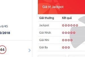 Xổ số Vietlott: Giải Jackpot trị giá đã lên tới 57 tỷ đồng, ai là người may mắn?