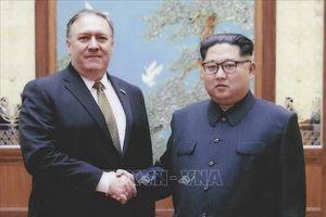 Ngoại trưởng Mỹ bắt đầu chuyến công du tới Triều Tiên