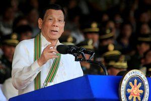 Tổng thống Philippines úp mở việc mắc bệnh ung thư