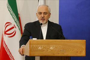 Iran chỉ trích Mỹ rút khỏi hiệp ước tồn tại hàng chục năm giữa hai nước