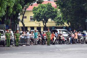 Chính thức cấm đường phục vụ lễ viếng nguyên Tổng Bí thư Đỗ Mười