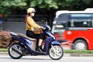 Honda Vision khi tăng tốc bị hụt hơi, phải làm sao?