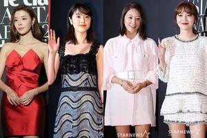 Soo Young, Kim Hee Ae và Kim Gyuri chiếm 'spotlight' cho đến khi người đẹp Nhật Bản xuất hiện