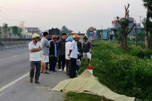 Thanh Hóa: Nguyên nhân thanh niên tử vong bên quốc lộ 1A