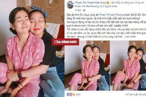 Trước tin đồn ác ý, Ốc Thanh Vân chia sẻ về bệnh tình của Mai Phương trấn an người hâm mộ