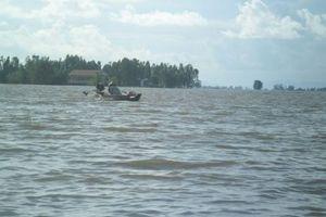 Dự báo mực nước sông Cửu Long sẽ lên theo triều