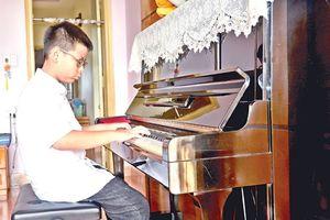 Lê Minh Nhật - 'sao' nhí piano tỏa sáng