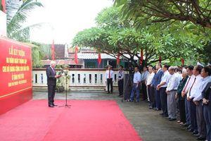 Phú Yên: Kỷ niệm 88 năm ngày thành lập Chi bộ Đảng Cộng sản đầu tiên