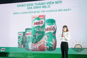Nestlé Việt Nam ra mắt sản phẩm mới bổ sung năng lượng bữa ăn sáng