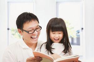Cách dạy con đam mê đọc sách