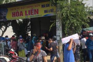 Đà Nẵng: Xảy ra sốt đất bất thường tại khu vực Hòa Liên