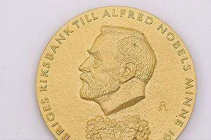 Giải Nobel Kinh tế 2018 sẽ được công bố vào đầu tuần tới
