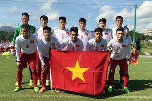 U17 Việt Nam đại thắng '5 sao' trên đất Nhật Bản
