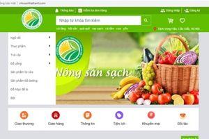 Hà Nội giới thiệu chợ thương mại điện tử nông nghiệp an toàn