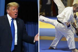 Ông Trump tuyên bố có thể thắng khi đấm bốc với ông Putin