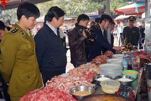 Việt Nam có hệ thống kiểm nghiệm an toàn thực phẩm hiện đại