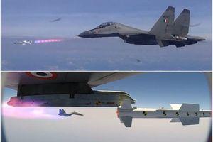 Ấn Độ chuẩn bị biên chế tên lửa đối không tầm xa Astra